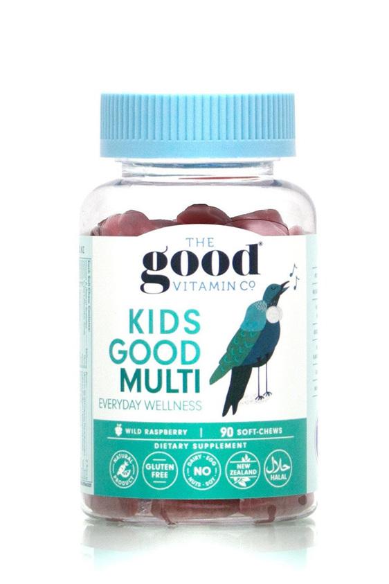 The Good Vitamin Co Kids Good Multi 90s