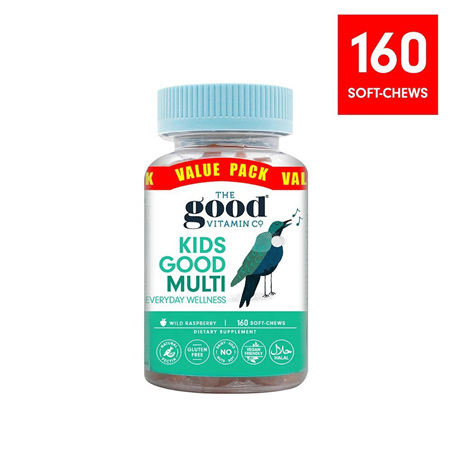 The Good Vitamin Co Kids Good Multi Value Pack 160s