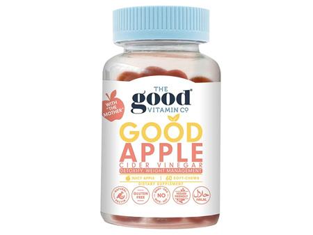 The Good Vitamin Company Apple Cider Vinegar Soft Chews 60