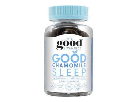 THE GOOD VITAMIN GOOD CHAMOMILE SLEEP 60 exp: 9/21