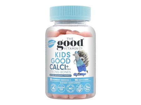 THE GOOD VITAMIN KIDS GOOD CALCI + VITAMIN D 90 exp:9/21