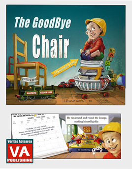 The GoodBye Chair - Big Book