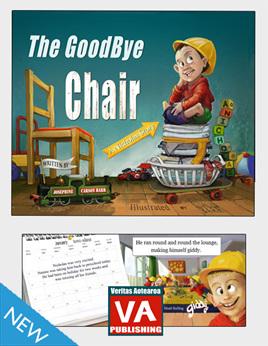 The GoodBye Chair - Big Book