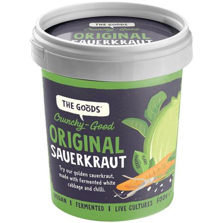 The Goods Original Sauerkraut