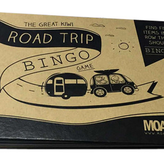 The Great Kiwi Road Trip Bingo