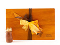 The Great NZ Cheese Board and Knife Set - Ancient Kauri - FREE SHIPPING