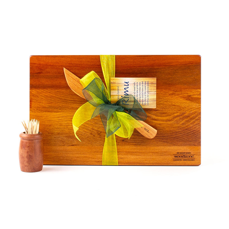 The Great NZ Cheese Board and Knife Set - FREE SHIPPING