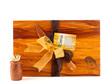 the great nz cheese board and knife set - kiwi bird - heart rimu