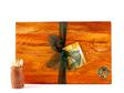 the great nz cheese board with paua koru - heart rimu