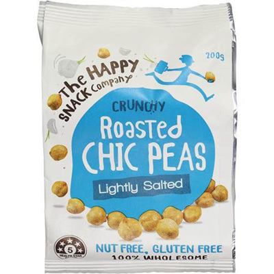 The Happy Snack Company Roasted Chic Peas