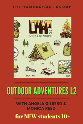 1:30 pm, OUTDOOR ADVENTURES L2 NEW STUDENTS