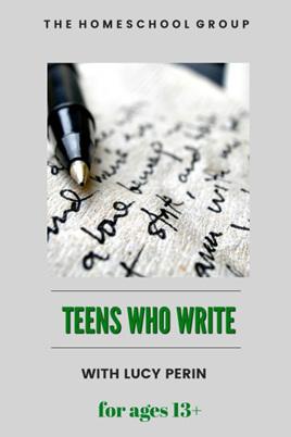 12:30 pm, TEENS WHO WRITE 13+
