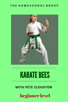11:00AM, KARATE BEES (8+) NEW STUDENTS BOOK HERE
