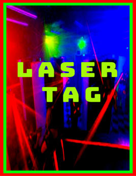 Laser Tag 12+ Booking