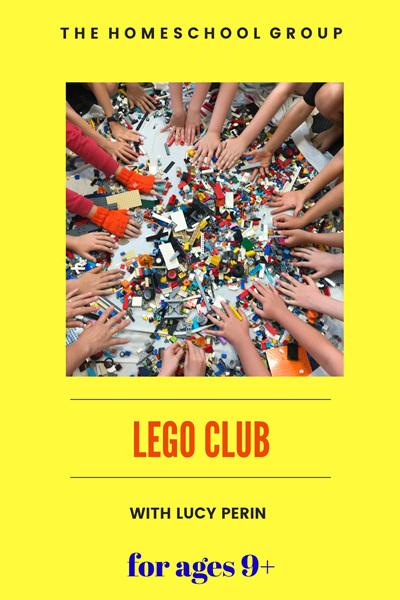 1:30 PM, GO LEGO CLUB 9+