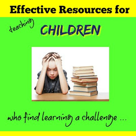 Children Who Find Learning A Challenge
