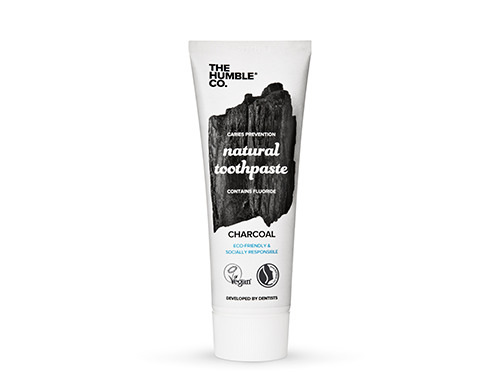 The Humble Co Charcoal Toothpaste