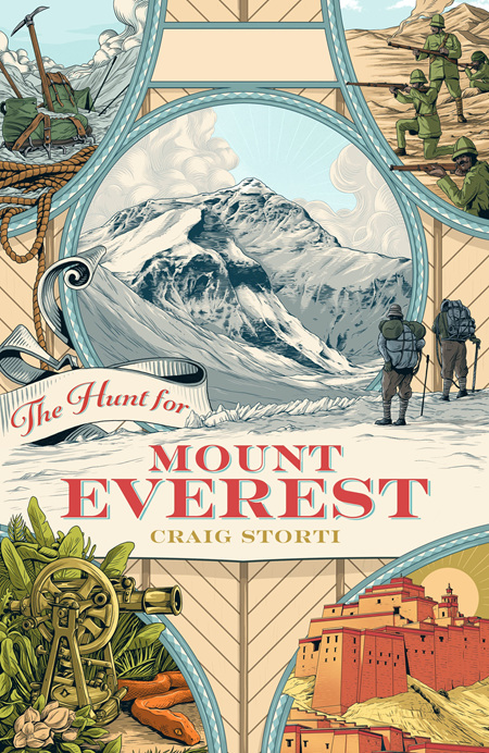 The Hunt For Mount Everest