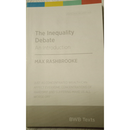 The Inequality Debate, An Introduction