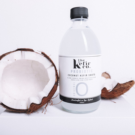 The Kefir Company Coconut Kefir