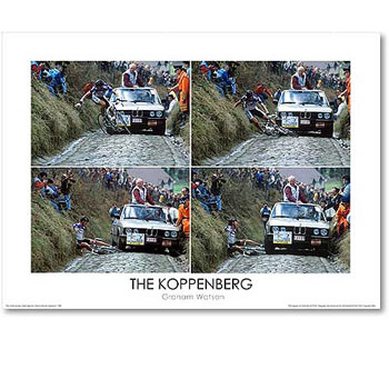 The Koppenberg - 1987 Tour of Flanders