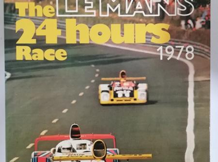 The Le Mans 24 Hours Race 1978
