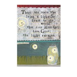 The Light Remains - card