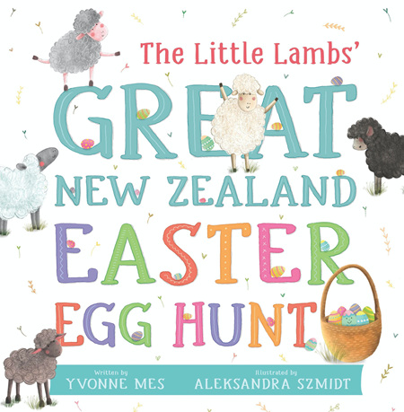 The Little Lambs' Great New Zealand Easter Egg Hunt