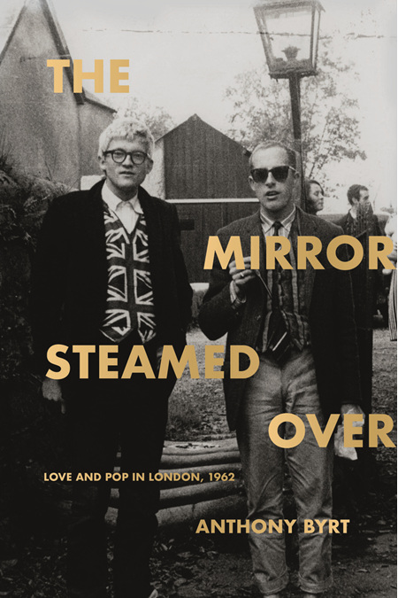 The Mirror Steamed Over