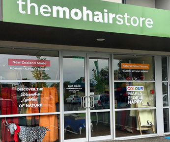 The Mohair Store Retail Outlet Store