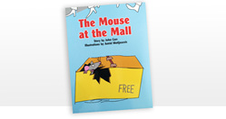 The Mouse at the Mall - six copies