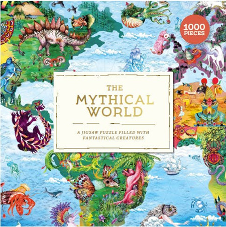 The Mythical World Puzzle