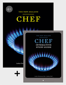 The New Zealand Chef, 4e Value Pack