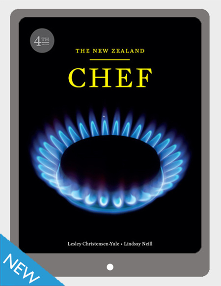 The New Zealand Chef, 4e VitalSource eBook