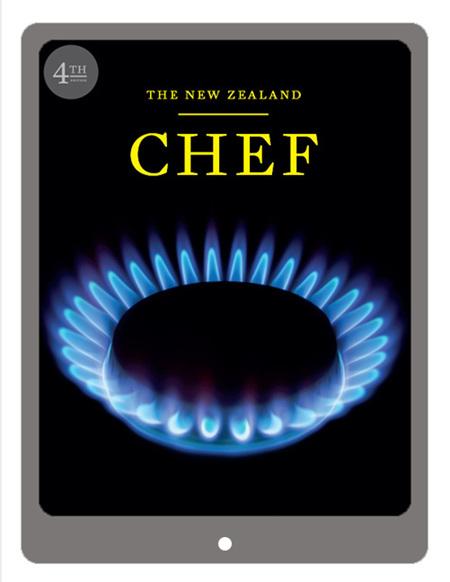 The New Zealand Chef, 4e VitalSource eBook