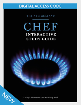 The New Zealand Chef Interactive Study Guide