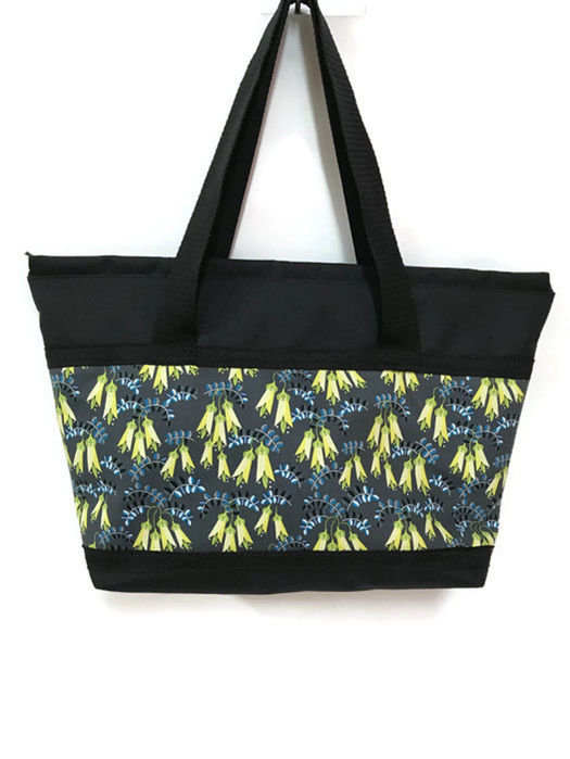 The NZ kowhai.  A great bag for travelling kiwis.