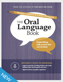 The Oral Language Book - Sheena Cameron & Louise Dempsey