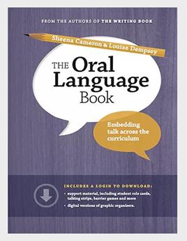 The Oral Language Book - Sheena Cameron & Louise Dempsey