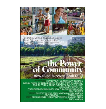 The Power of Community DVD