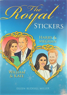 The Royal Stickers: William and Kate and Harry and Meghan
