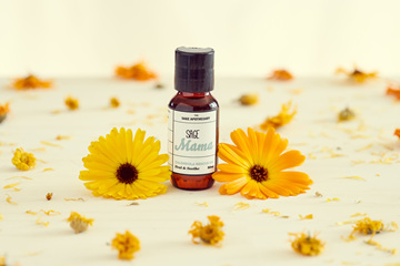 The Sage Apothecary 'Sage Mama' Baby Calendula Rescue Oil 50ml