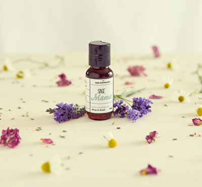 The Sage Apothecary 'Sage Mama' Baby Massage Oil Sleep and Bond 50ml