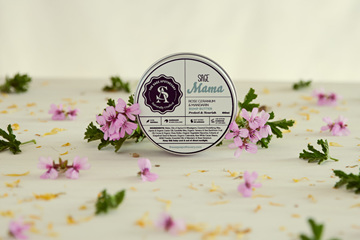The Sage Apothecary 'Sage Mama' Bump Butter 100ml