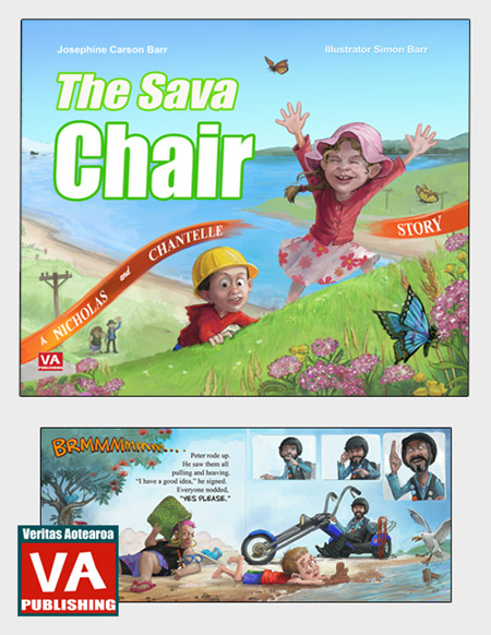 The Sava Chair - Big Book