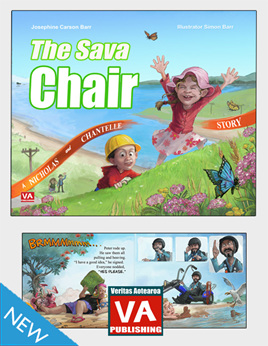 The Sava Chair - Picture Book