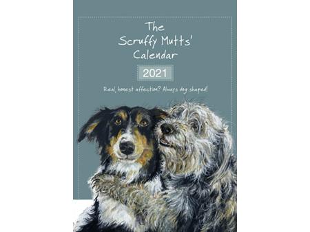 The Scruffy Mutts' Calendar 2021