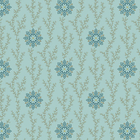 The Seamstress Linen and Lace Frost A-9772-B