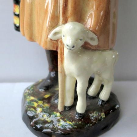 The Shepherd Royal Doulton HN 1975