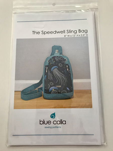 The Speedwell Sling Bag Pattern